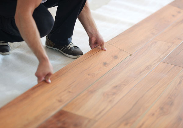 Fitting and Installation of Flooring Header Image