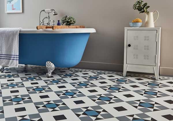 Karndean Heritage Tiled Flooring