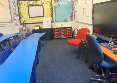 Abbey Primary School Flooring Project